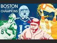 Boston – City of Champions