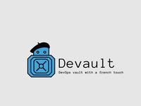 Devault logo