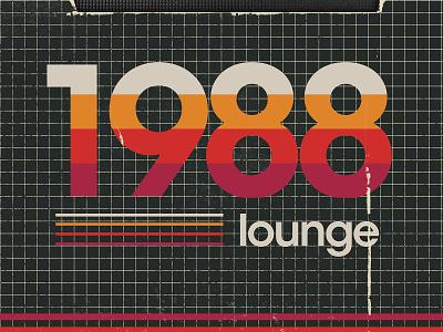 1988 Lounge miami vhs vintage