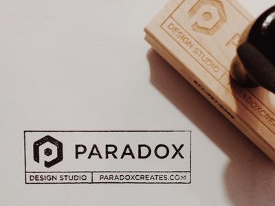 Paradox Stamp