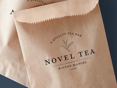 Novel Tea Logo 1