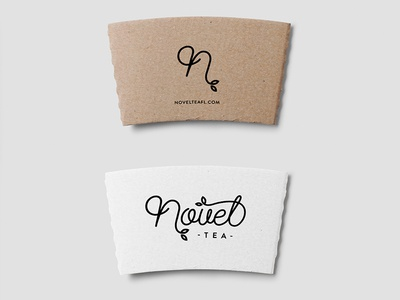 Novel Tea Logo 2