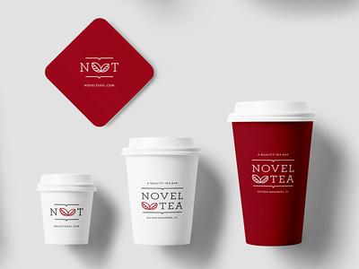 Novel Tea Logo 3