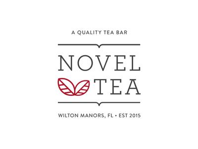 Novel Tea Logo Final