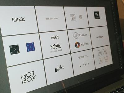 Hotbox Process