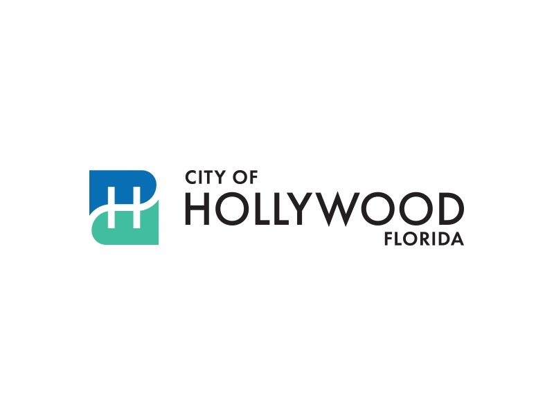 Hollywood Florida logo city florida hollywood