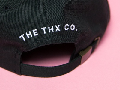 The Thx Co Rebrand nonprofit thx hat tea coffee website web design package design