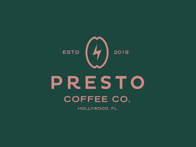 Presto Coffee House florida hollywood shop coffee