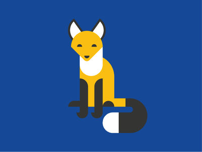 The Year of the Fox gold blue epl bpl football soccer foxes leicester city fox
