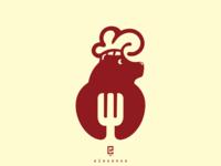 cheff logo concept