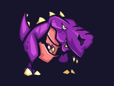 Logo T Rex