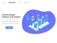 最喜爱的设计软件和设计网站
