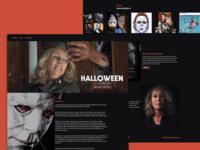 Halloween Movie Site