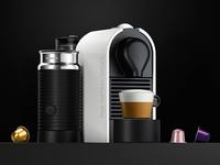 Simon Danaher CGI for Nespresso