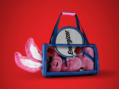 Visu simon danaher cgi energizer bunny portable