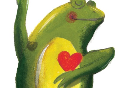 Froggy Heart