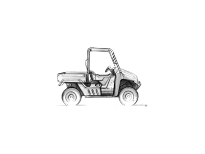 Zoom industrial design sketch marker bic