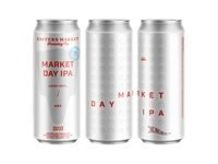 Market Day IPA 16 oz. Beer Can