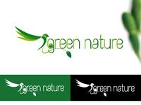 Green Nature | Logo