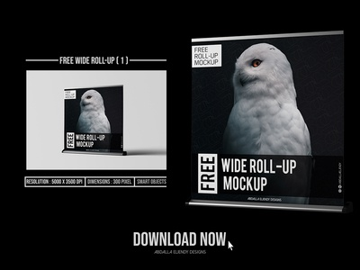 Wide Roll-up Mock up ( 1 )