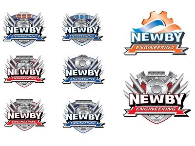 Firm logo design (Newby) logo design logodesign logo