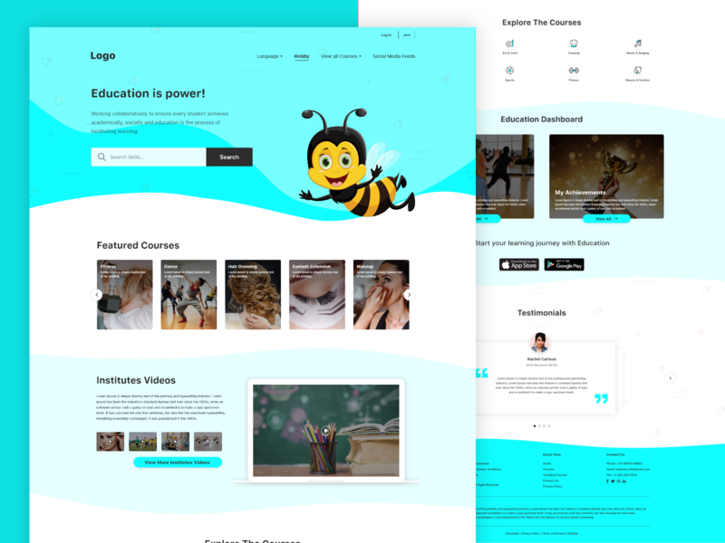 Website clean ui layout design layoutdesign webdesign web design website layout landing page design landing page landing interface creative clean branding design ux interaction ui
