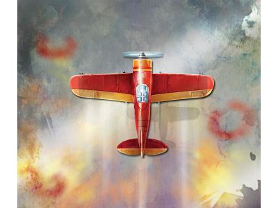 Read Plane games plane wacom drawing illustrator