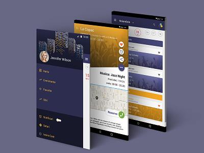 Ui Design photoshop illustrator design ui android mobile
