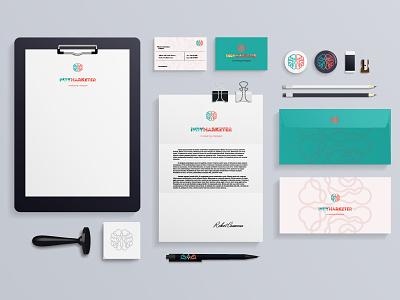 Branding Stationary brand design