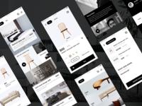Material home app