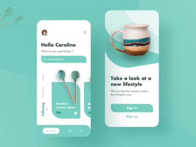 Ceramics app