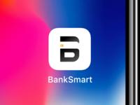 Daily UI 005 App Icon - BankSmart