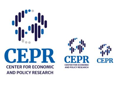 Cepr Logo Responsive Dribble