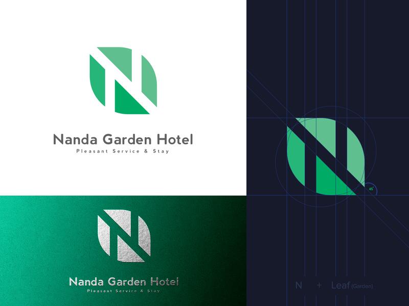 Nanda Garden Logo
