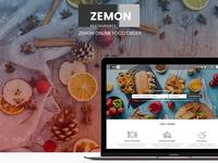 Zemon Online Food Order