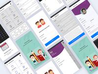 Gyanoudya App UI