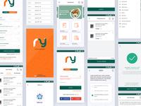 Divine Pathshala App UI