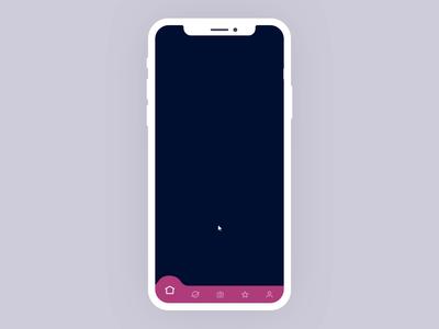 Navigation Bar Concept