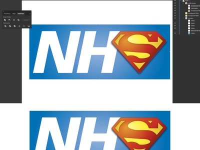 NHSuper superman nhs
