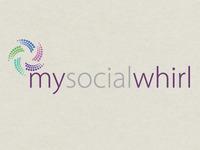 Mysocialwhirl.com Logo