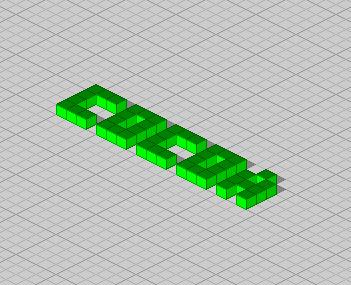 Isometric Cocoa isometric