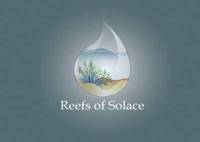 Reefs Of Solace logo illustrator vector