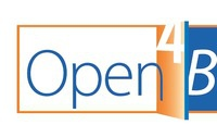 Open 4 Business logo re-work