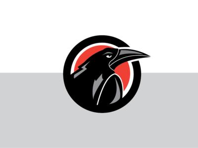 Crow logo icon by tiago jorge dribbble crow logo icon sciox Choice Image
