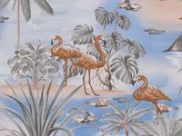 Flamingo Yardage