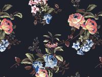 Mini Tie Floral