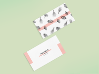 Modern Business Cards with a Historical Twist