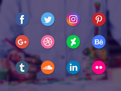 Definitive Social Icons Collection