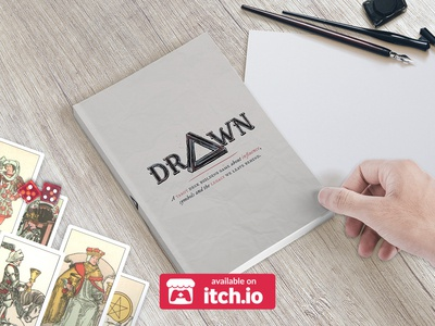 Drawn - Book Mockup
