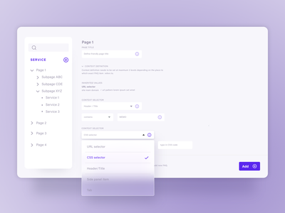 Building components ui tree view ux css